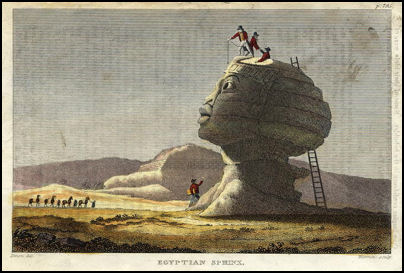 The Sphinx - early nineteenth century